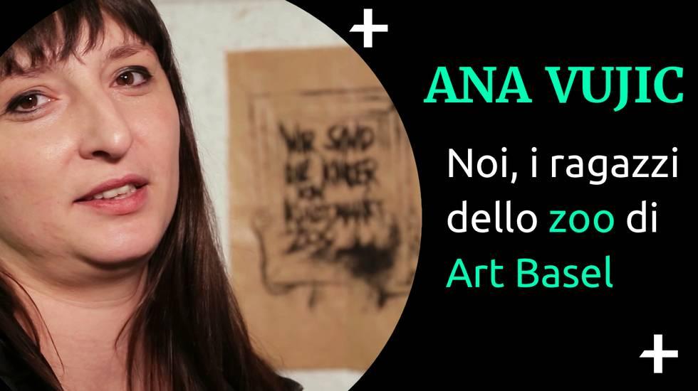 Cult+ Ana Vujic - Art Basel (m)