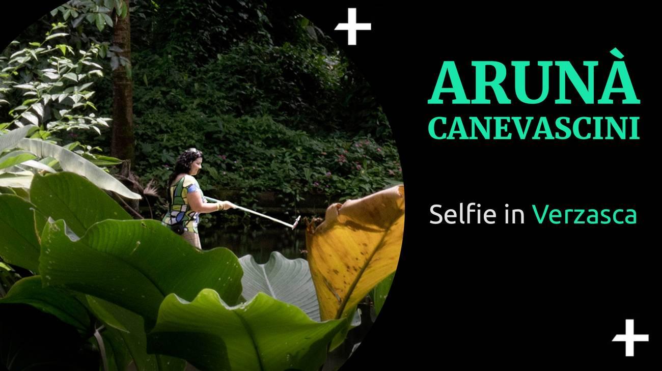 Cult+ Arunà Canevascini Selfie (l)