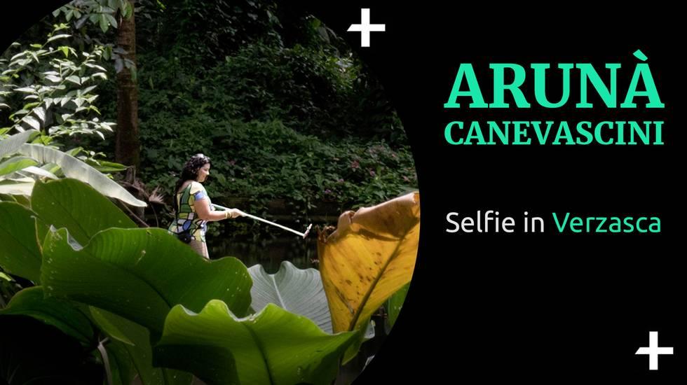 Cult+ Arunà Canevascini Selfie (m)