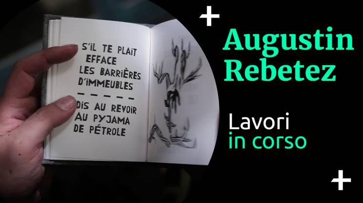 Cult+ Augustin Rebetez - Lavori in corso (s)