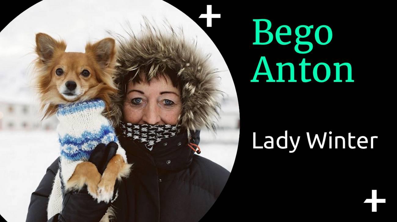 Cult+ Bego Anton - Lady Winter (l)