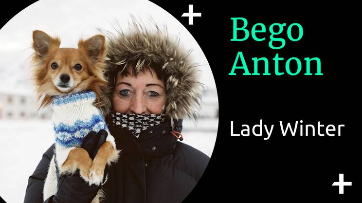 Cult+ Bego Anton - Lady Winter (s)