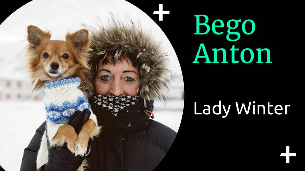 Cult+ Bego Anton - Lady Winter (m)