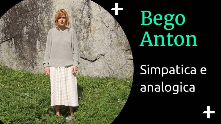 Cult+ Bego Anton - Simpatica e analogica (s)