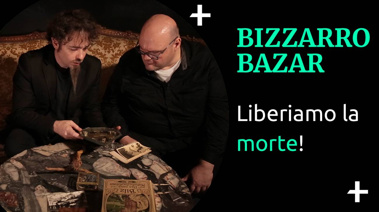 Cult+ Bizzarro Bazar (l)