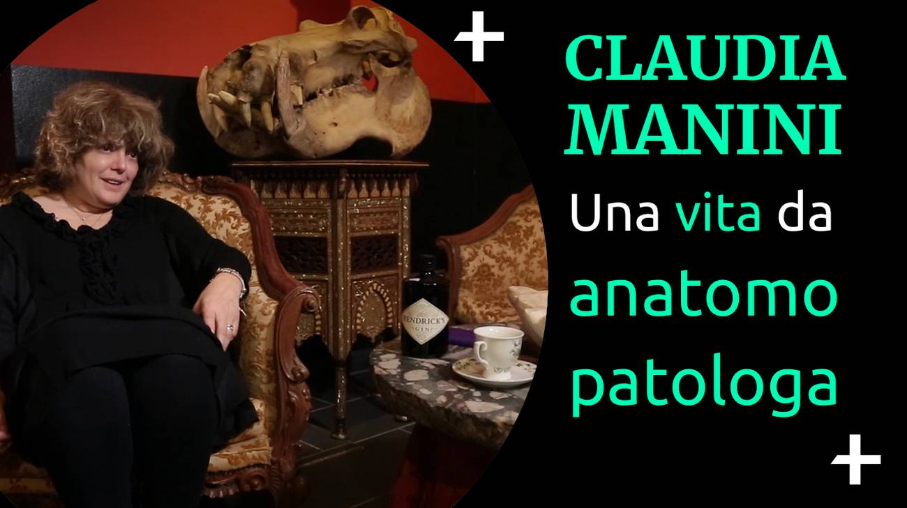 Cult+ Claudia Manini (l)