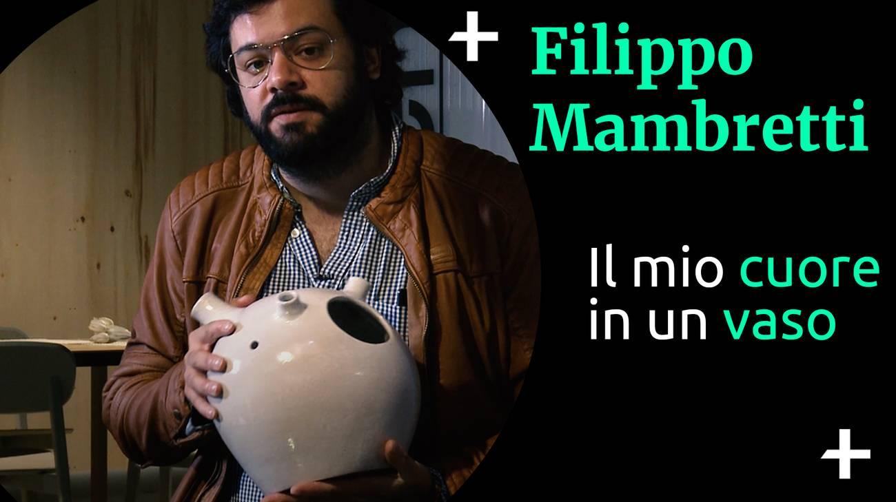 Cult+ Filippo Mambretti - Cuore (l)