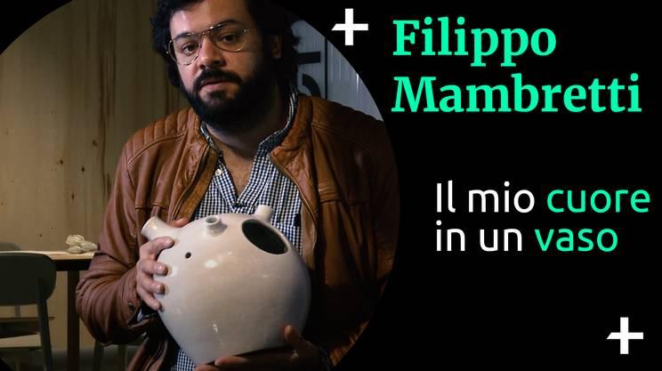Cult+ Filippo Mambretti - Cuore (s)