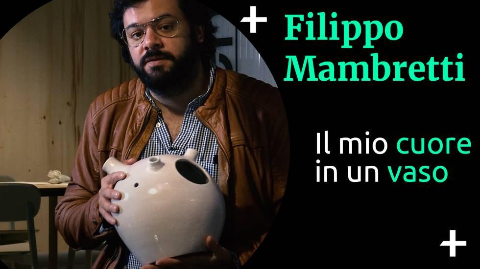 Cult+ Filippo Mambretti - Cuore (m)