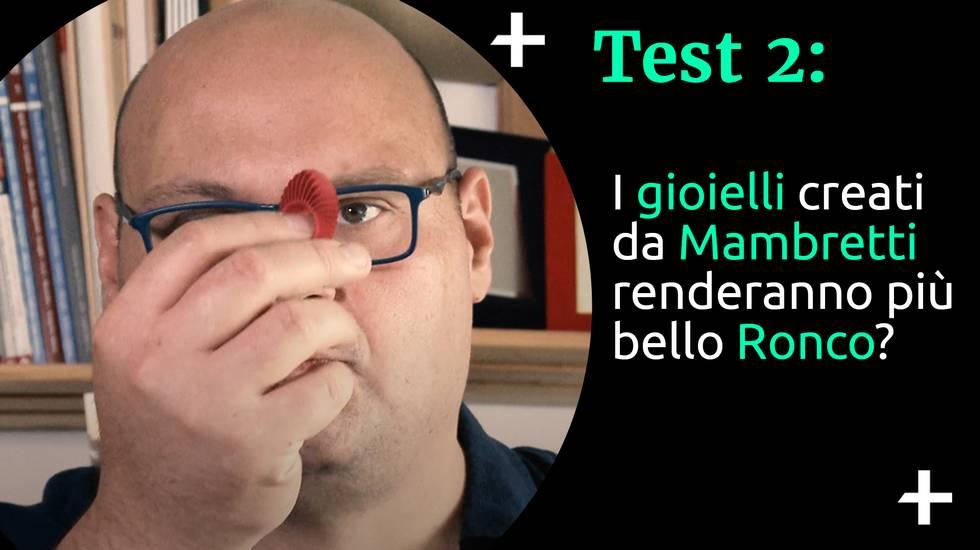 Cult + Filippo Mambretti - I gioielli (m)
