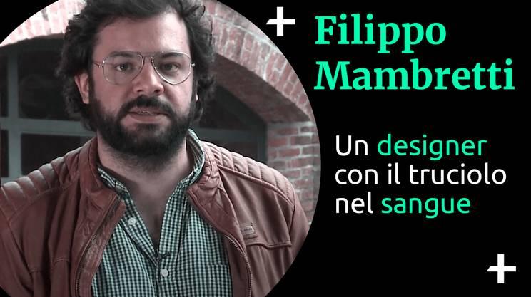 Cult+ Filippo Mambretti - designer (s)