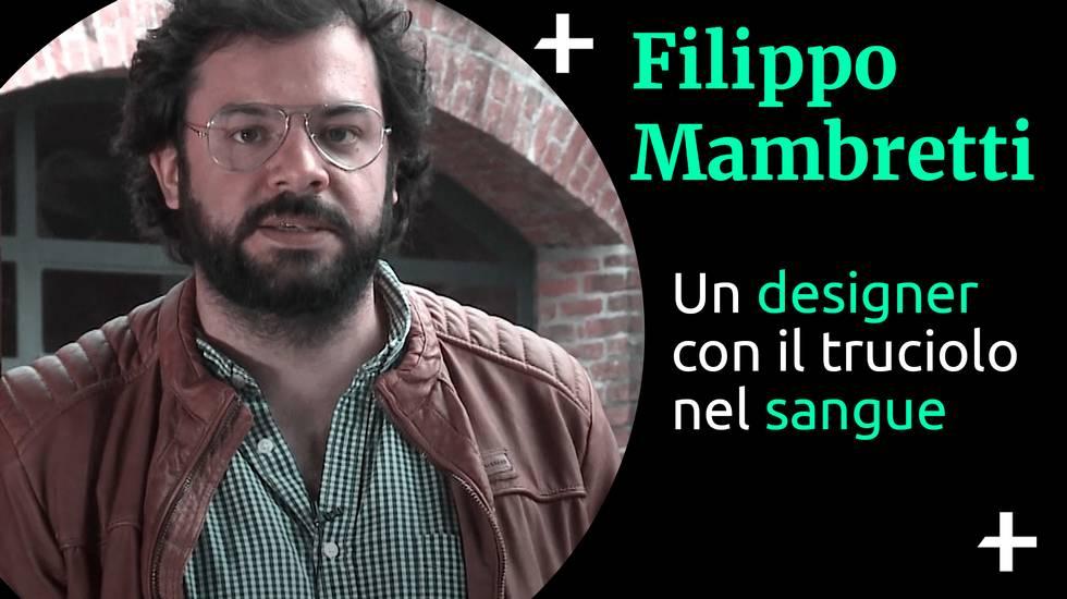 Cult+ Filippo Mambretti - designer (m)