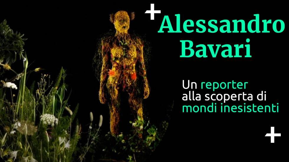 Cult+ Il mondo di Alessandro Bavari (m)