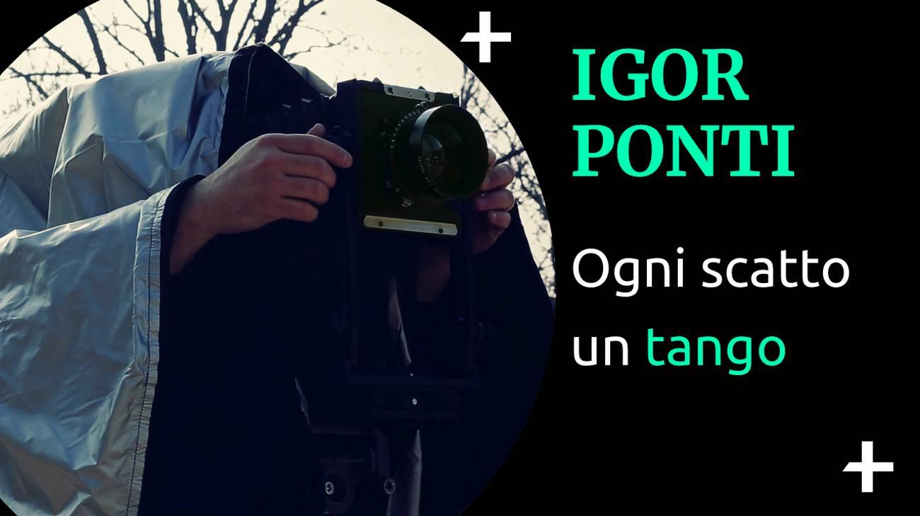 Cult+ Il tango di Igor Ponti (l)
