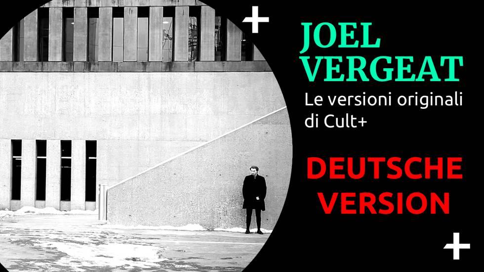 Cult+ Joel Vergeat - Deutsche Version (m)
