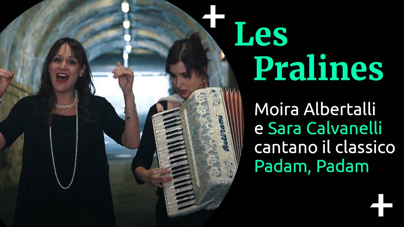 Cult+ Les Pralines - Padam Padam (l)