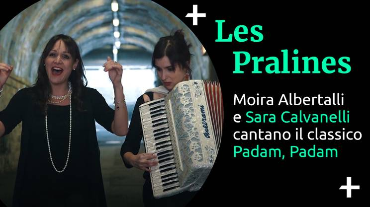 Cult+ Les Pralines - Padam Padam (s)