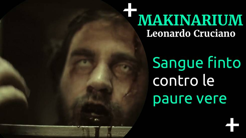 Cult+ Makinarium - Sangue finto (m)
