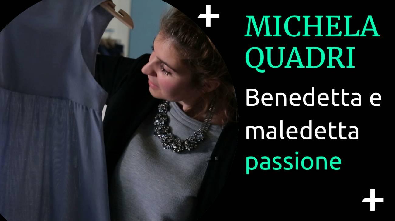Cult+ Michela Quadri (l)