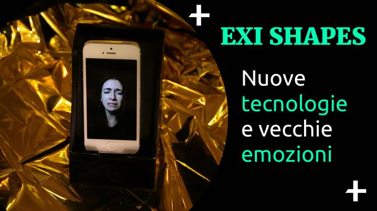 Cult+ Morel - Exi Shapes Nuove tecnologie (s)