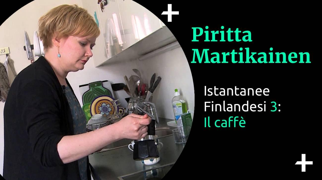 Cult+ Piritta Martikainen - Caffè (l)