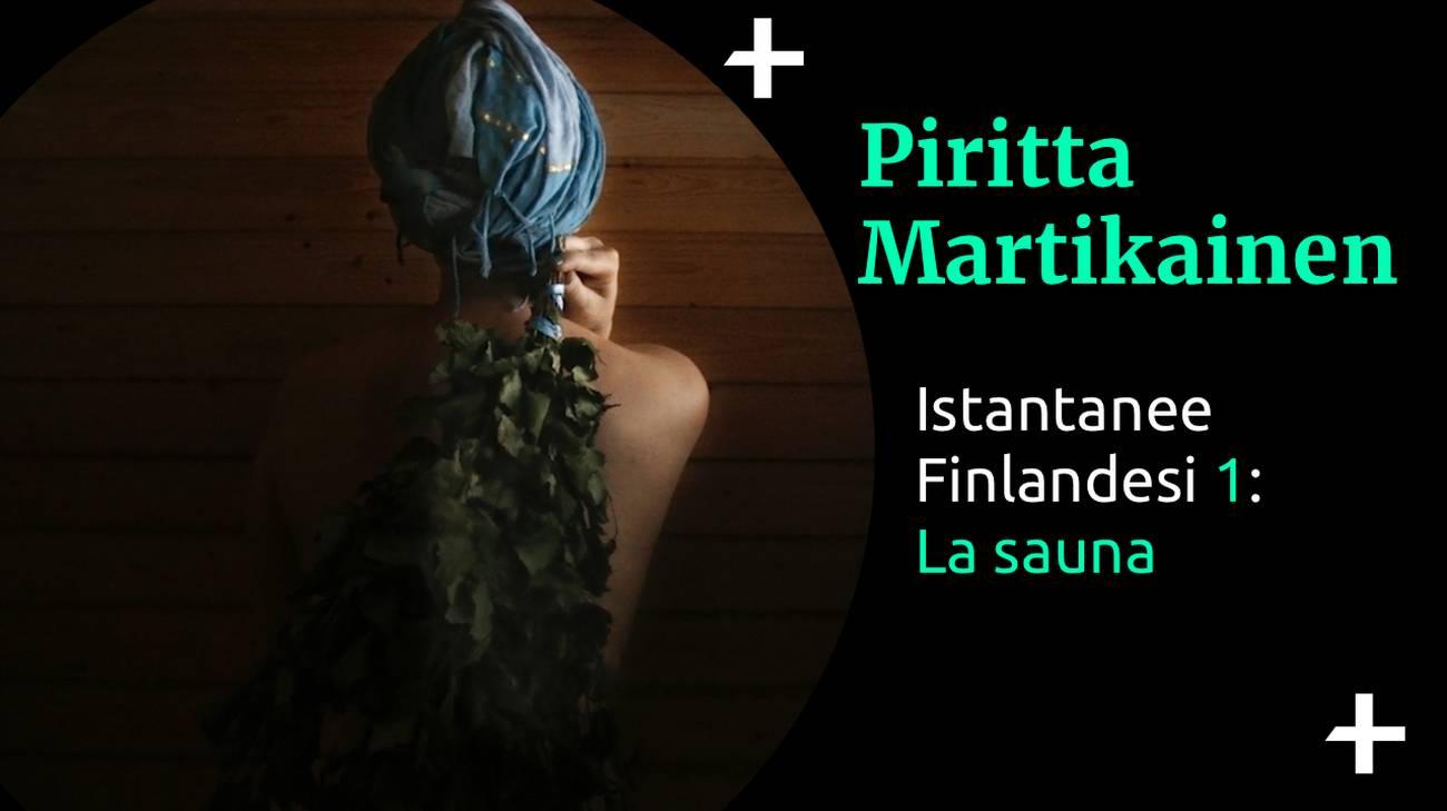 Cult+ Piritta Martikainen - Sauna (l)