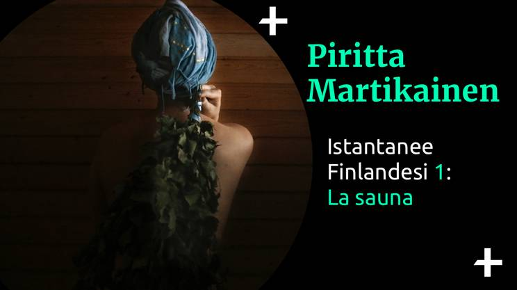 Cult+ Piritta Martikainen - Sauna (s)
