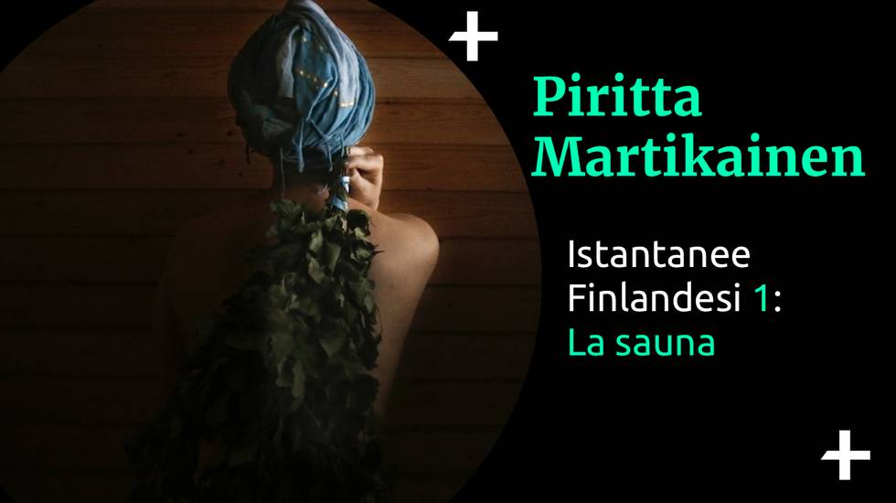 Cult+ Piritta Martikainen - Sauna (m)
