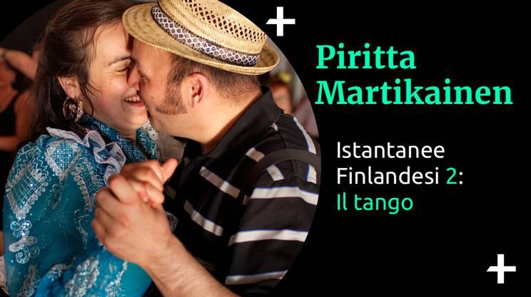 Cult+ Piritta Martikainen - Tango (s)