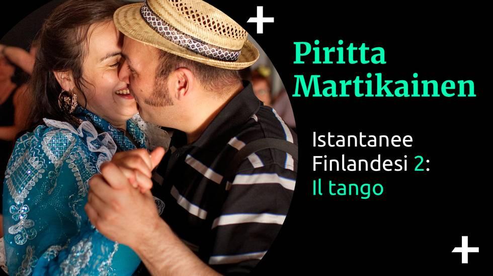Cult+ Piritta Martikainen - Tango (m)