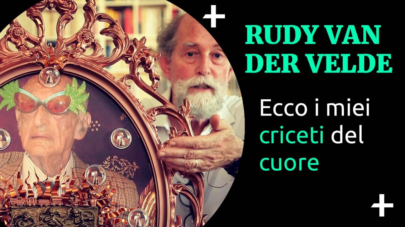 Cult+ Rudy Van Der Velde - Criceti del cuore (l)