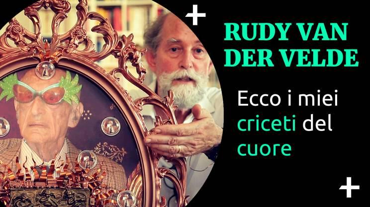Cult+ Rudy Van Der Velde - Criceti del cuore (s)