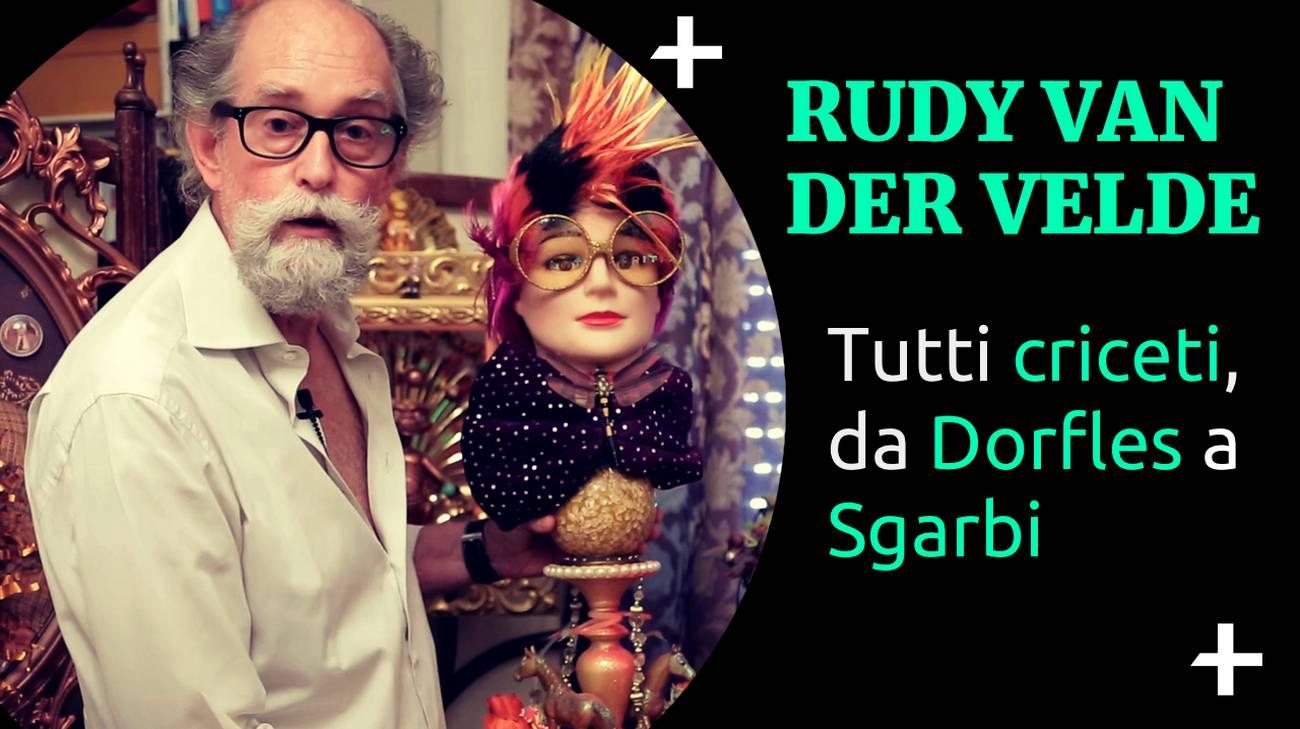 Cult+ Rudy Van Der Velde - Tutti criceti (l)
