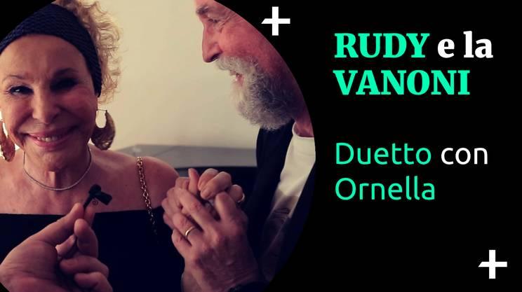 Cult+ Rudy Van Der Velde e Ornella Vanoni (s)