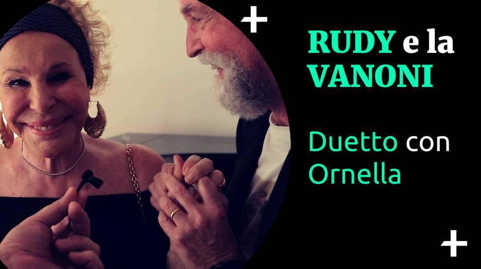 Cult+ Rudy Van Der Velde e Ornella Vanoni (m)