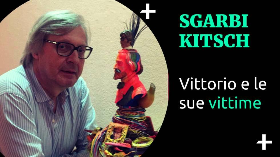 Cult+ Rudy Van der Velde - Sgarbi Kitsch (m)
