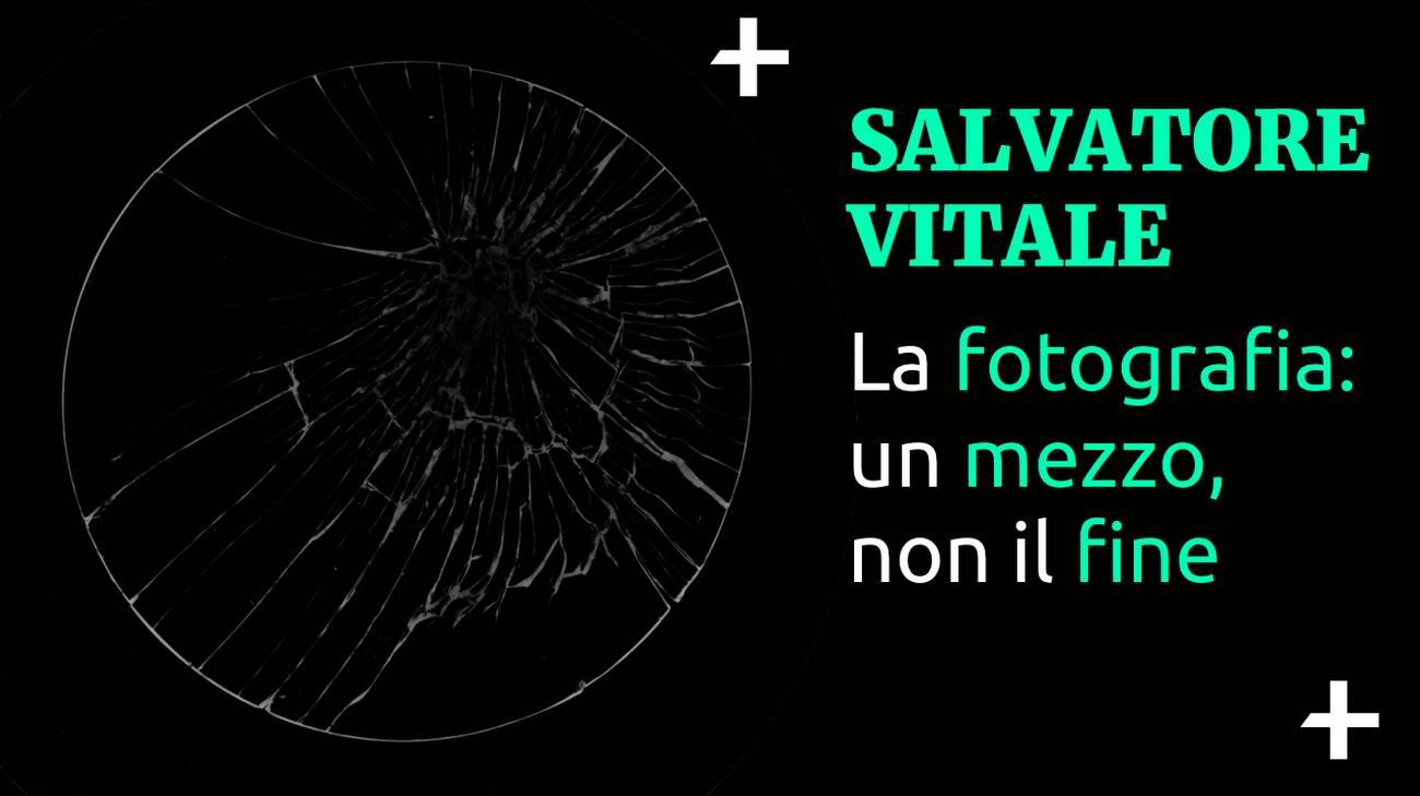 Cult+ Salvatore Vitale (l)