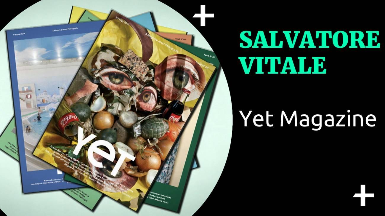 Cult+ Salvatore Vitale - Yet Magazine (l)