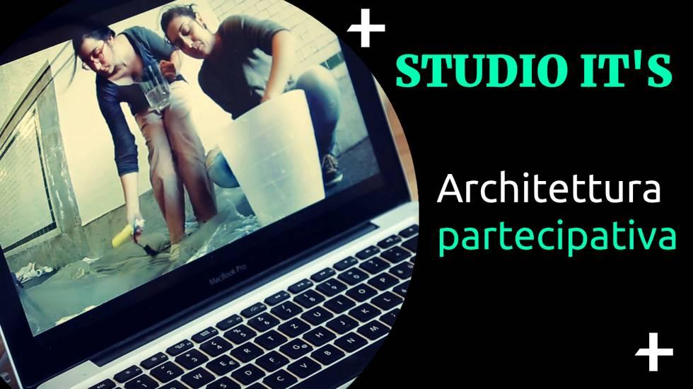 Cult+ Studio It's - Architettura partecipativa (m)