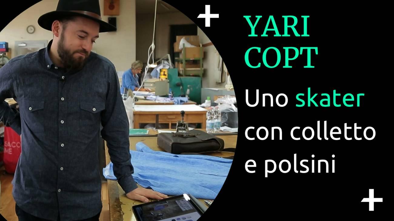 Cult+ Yari Copt (l)