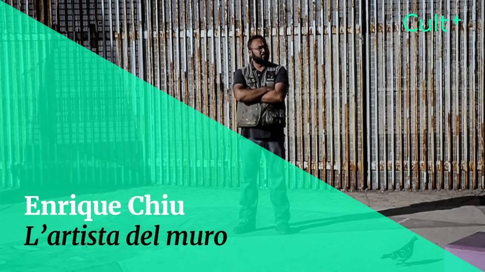 Enrique Chiu, artista (m)