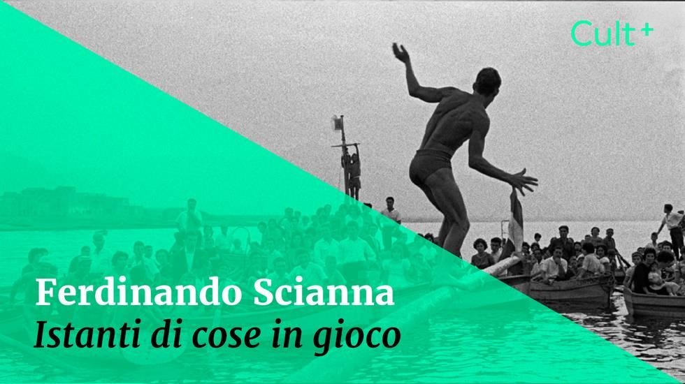 Ferdinando Scianna, copertina servizio  (m)