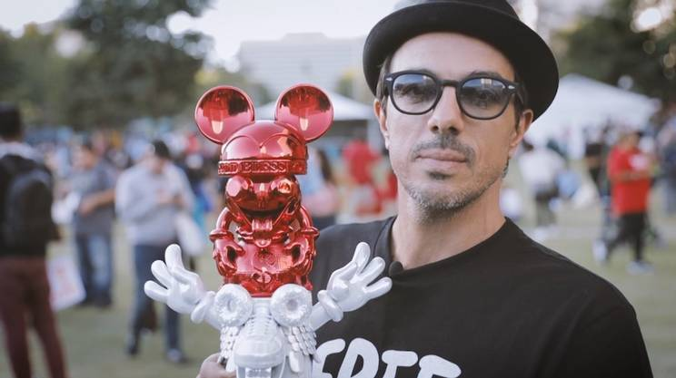 Fidia Falaschetti – L'anti Walt Disney (s)
