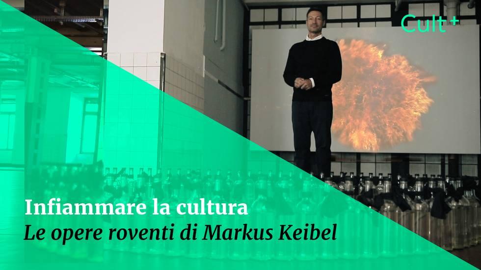 Infiammare la cultura  (m)