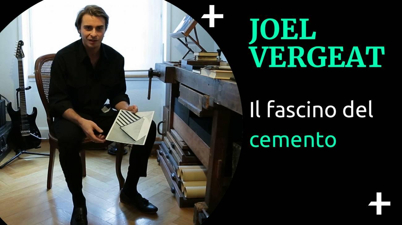 Joel Vergeat Il primo scatto (l)