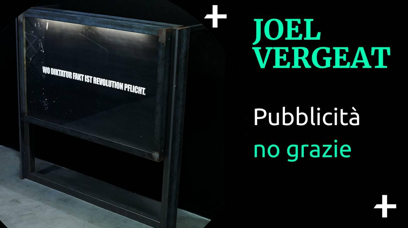 Joel Vergeat Pubblicità (l)