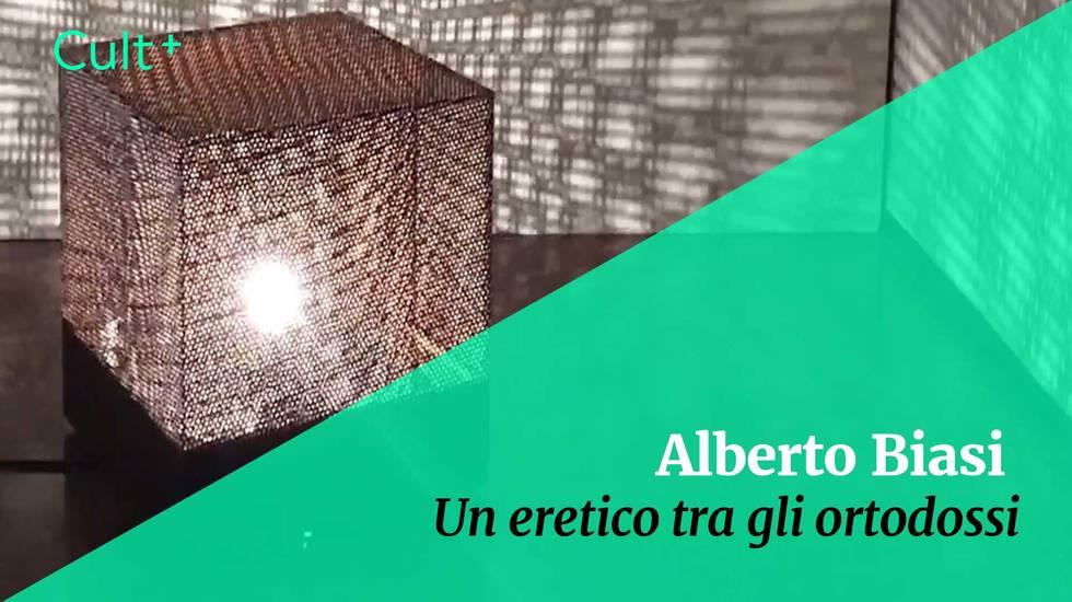 Opera di Alberto Biasi (m)