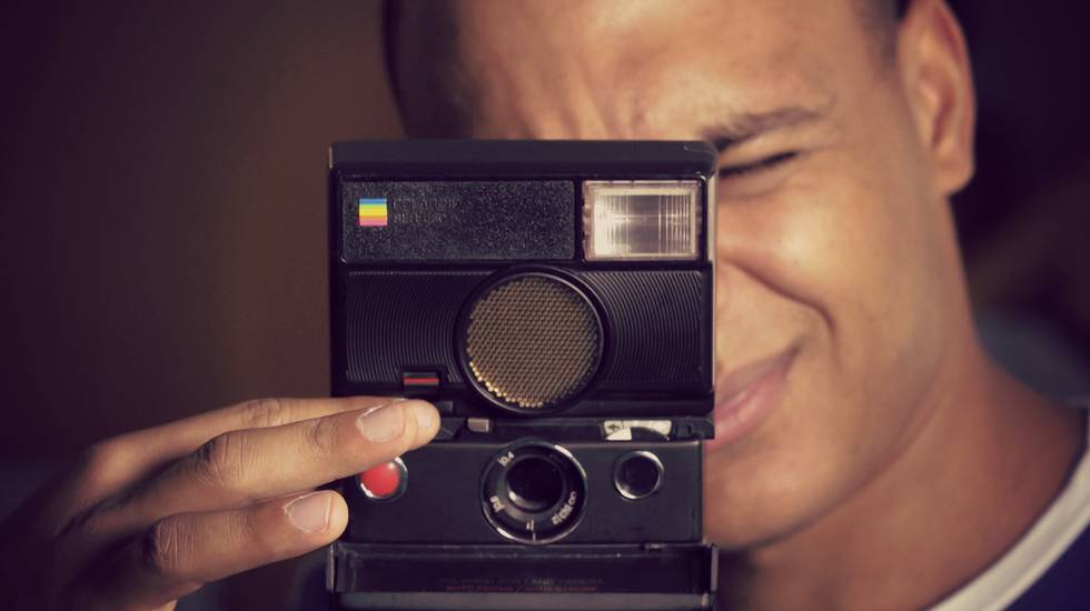 Una Polaroid alla scena (m)