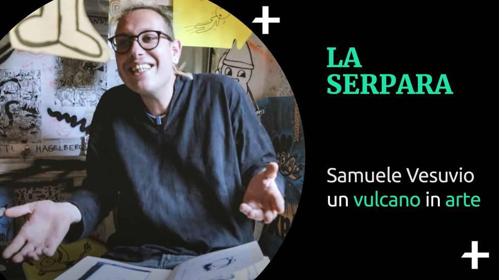 Samuele Vesuvio (m)