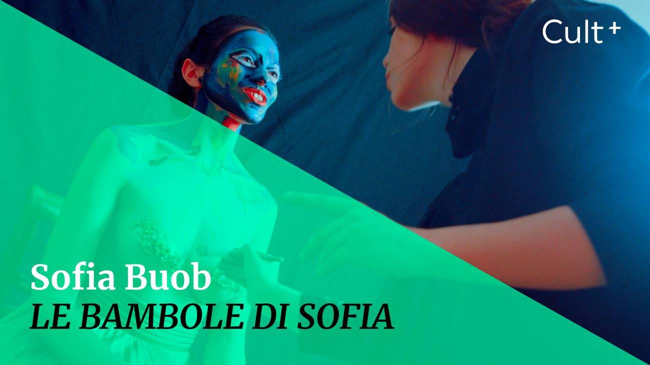 Servizio Sofia Buob, copertina (l)